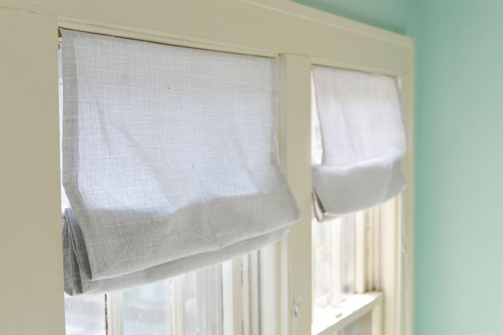 Tips To Diy Roman Shades Household Appliance Evaluation Reviews Ratings And Buying Guides