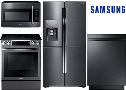 Attirant Best Black Stainless Steel Kitchen Packages From LG, Samsung And KitchenAid  (Reviews / Ratings