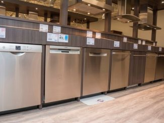 Yale Appliance dishwasher aisle selection