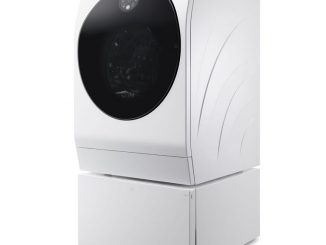 LG signature washer dryer