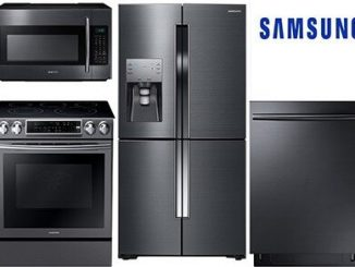 Best Black Stainless Steel Kitchen Packages from LG, Samsung and KitchenAid (Reviews / Ratings / Prices)